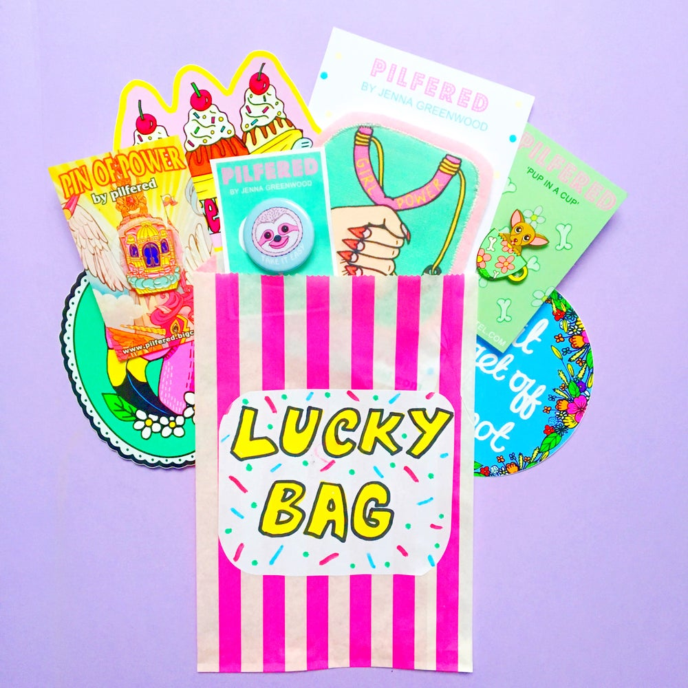 Image of Lucky Bag!
