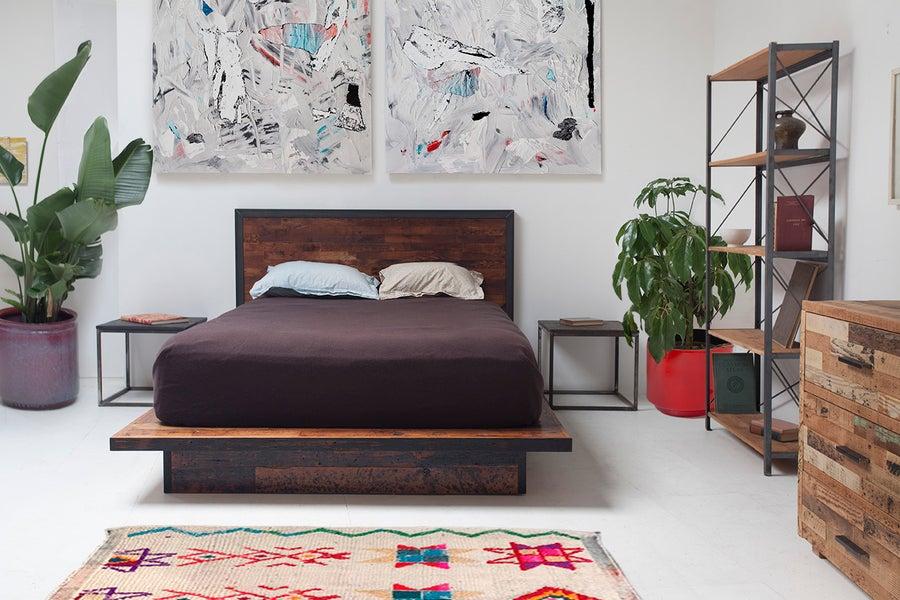Image of IMAHARA PLATFORM BED