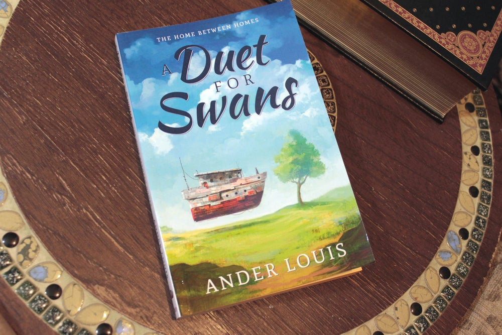 Image of A Duet For Swans, Book 1 (The Home Between Homes) - Paperback Novel