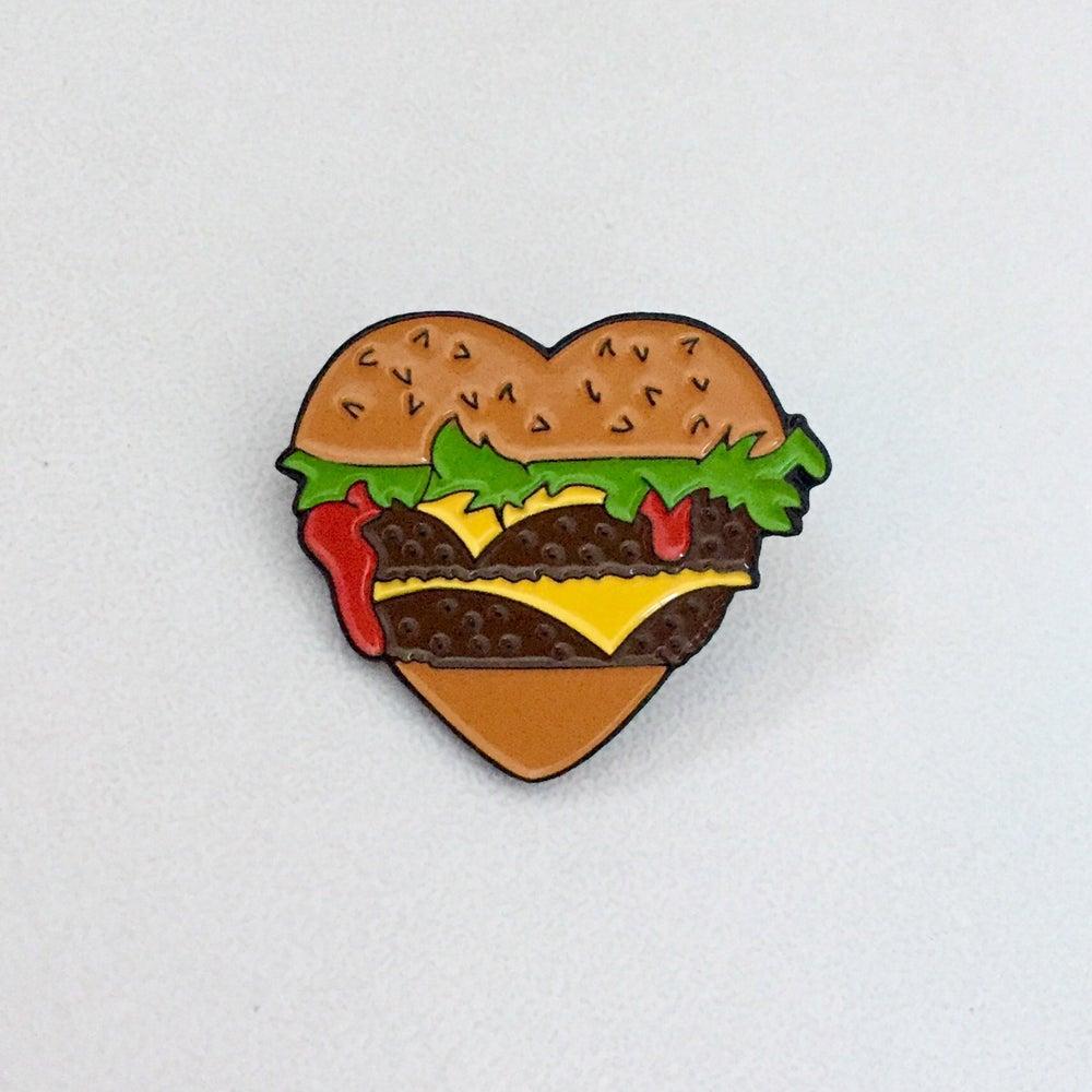 Image of I ❤ burgers