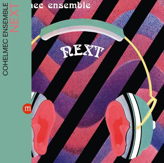 Image of COHELMEC ENSEMBLE - NEXT (FFL020)