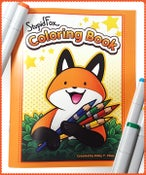 Image of StupidFox Coloring Book