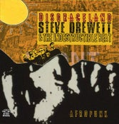 Image of Steve Drewett & The Indestructible Beat - Disgraceland CD