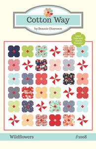Image of Wildflower PDF Pattern #1008