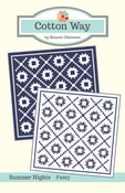 Image of Summer Nights Paper Pattern #1007