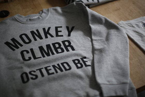Image of NEW Monkey Climber Ostend crewneck