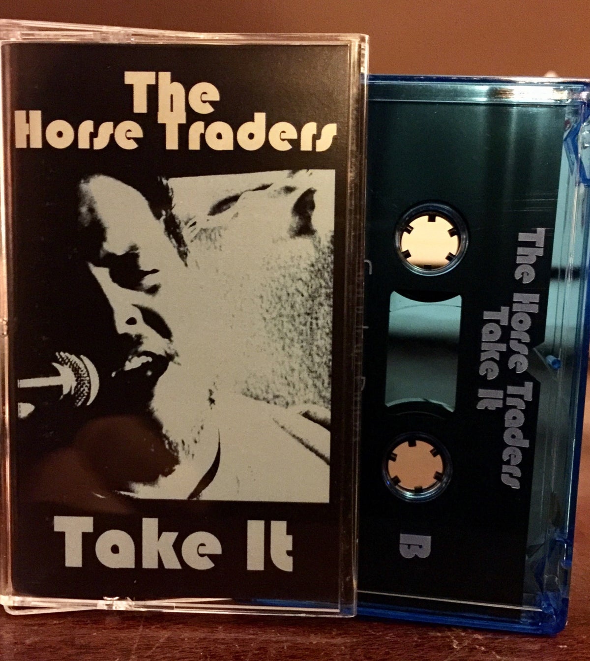 "Image of ""Take It"" Cassette"