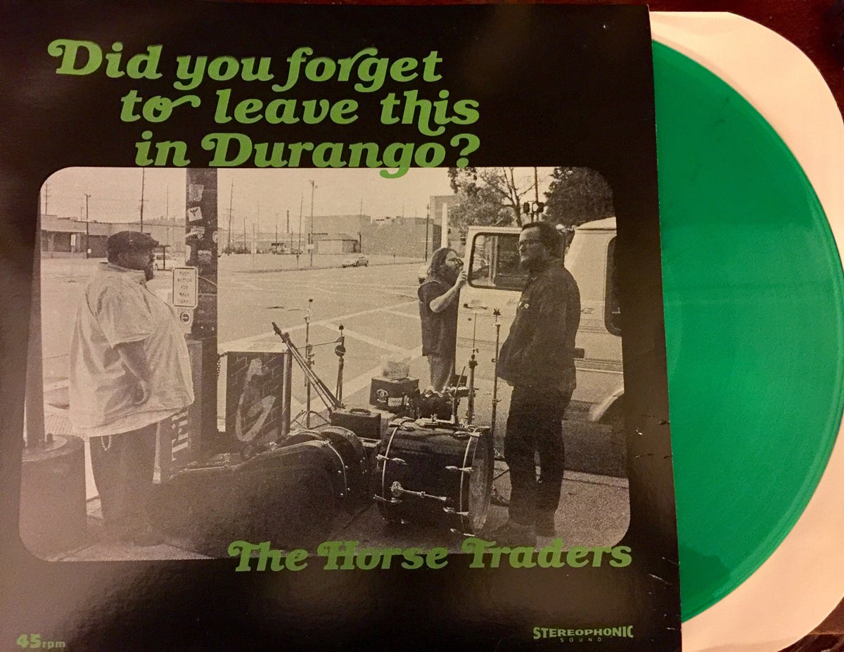 "Image of ""Did You Forget to Leave This in Durango"" Vinyl"