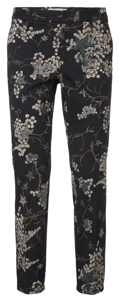 Image of Yaya Printed Trouser