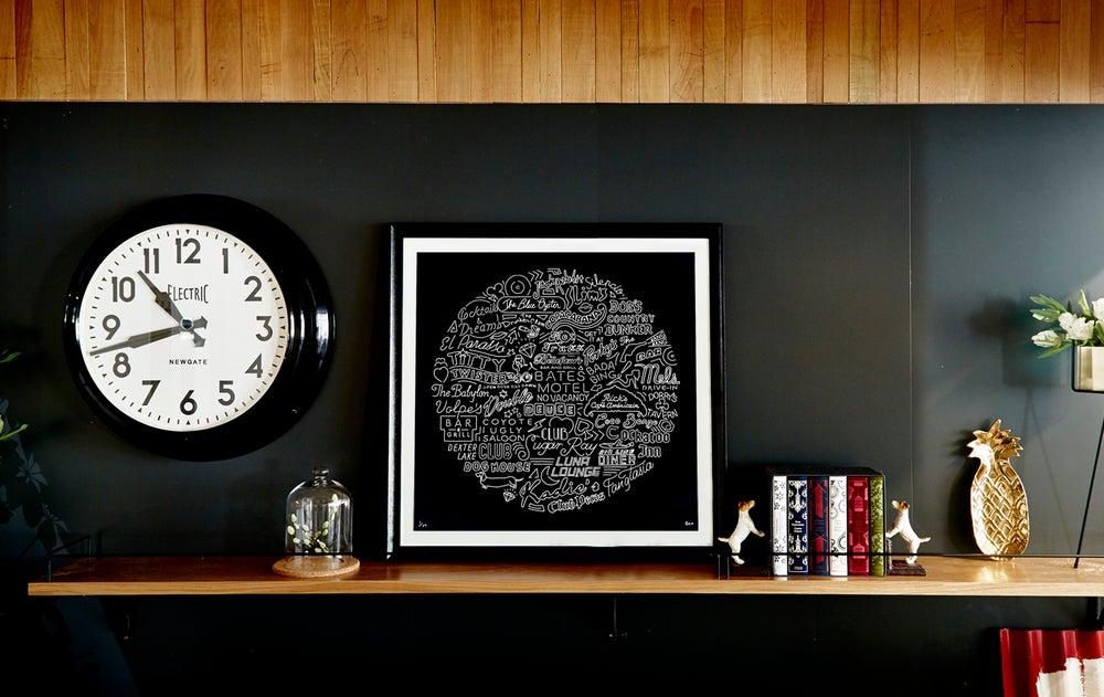 Image of Notorious Neon (Black, 2017)