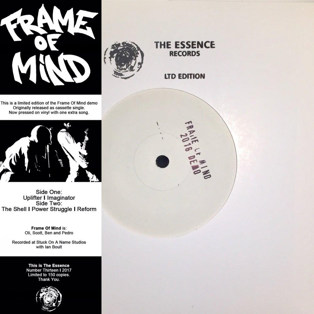 """Image of FRAME OF MIND """"2016 Demo"""" 7""""EP"""