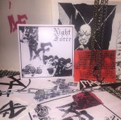 Image of Night Force 'S/T' 7""