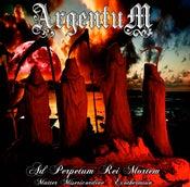 """Image of ARGENTUM """"Ad Perpetum Rei Mortem"""" 2 CD"""