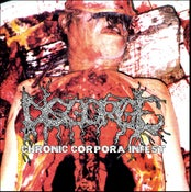 "Image of DISGORGE ""Chronic Corpora Infest"" CD"