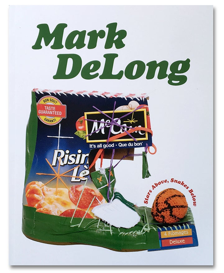 Image of Mark DeLong, Stars Above, Snakes Below