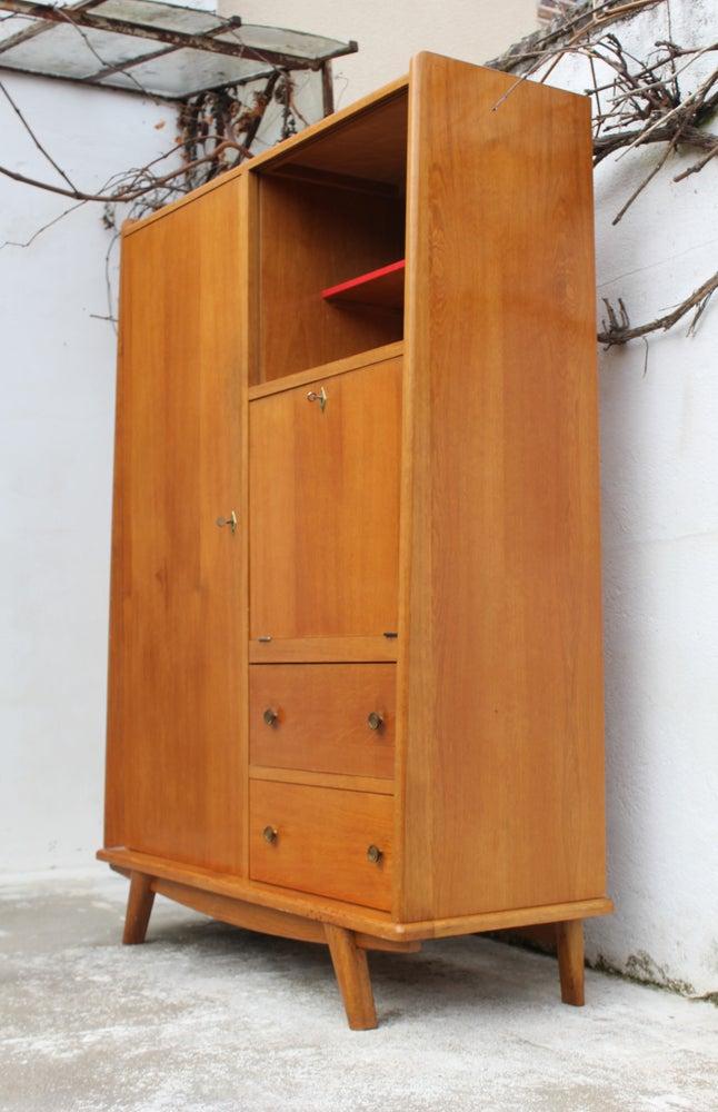 Image of Meuble secrétaire vintage