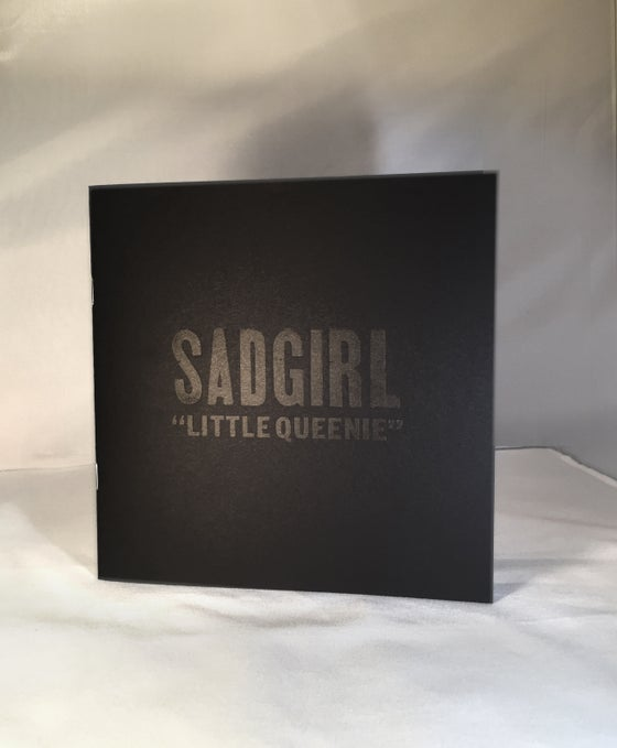 "Image of ""LITTLE QUEENIE"" LIMITED EDITION FLEXI / ZINE"
