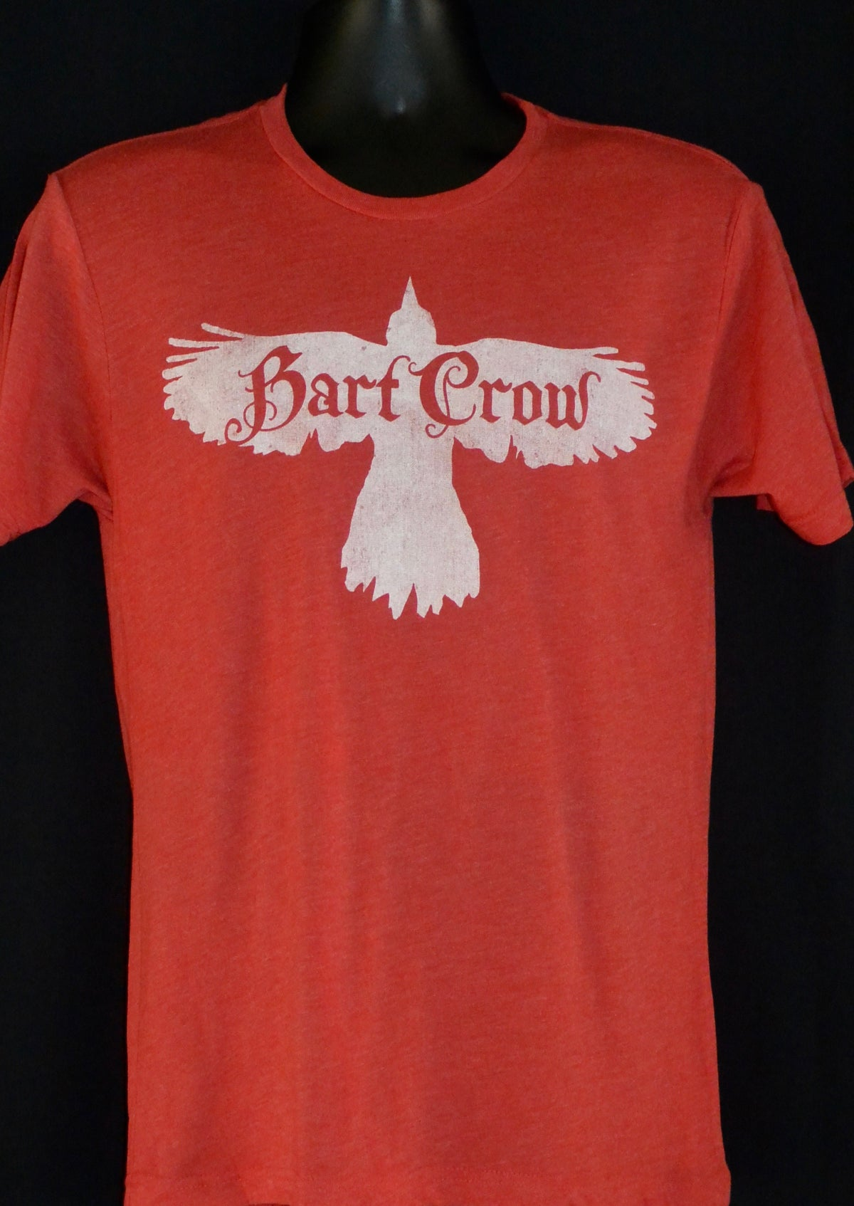Image of Bart Crow Red Logo Tee