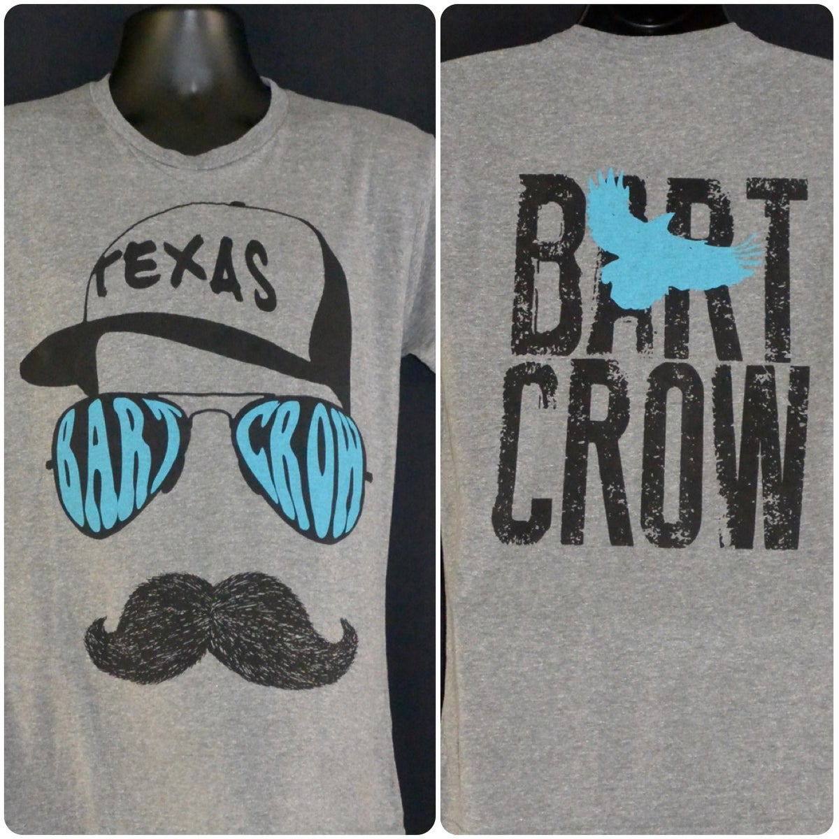 "Image of Bart Crow ""Wilford"" Tee"