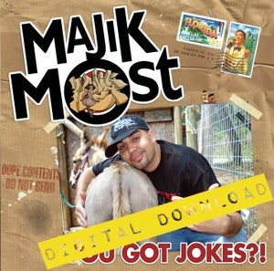 Image of [Digital Download] Majik Most - You Got Jokes?! (Deluxe Edition) - DGZ-027