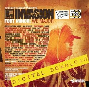 Image of [Digital Download] Fort Minor - We Major - DGZ-024
