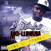 Image of [Digital Download] Motive - Mo-llinium: The Takeover Begins - DGZ-028