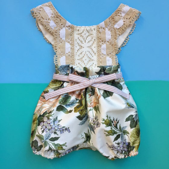 Image of Maple II Romper (Cool)