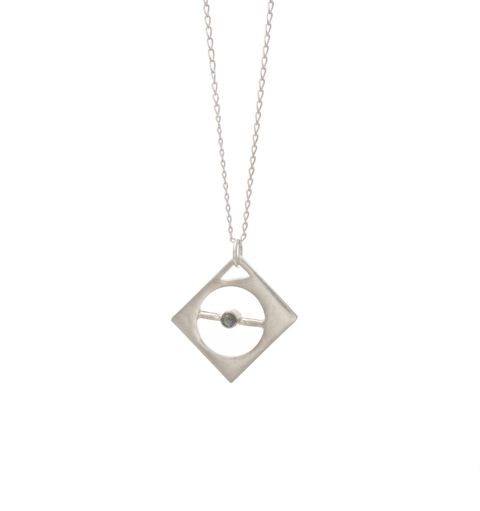 Image of Compass Necklace