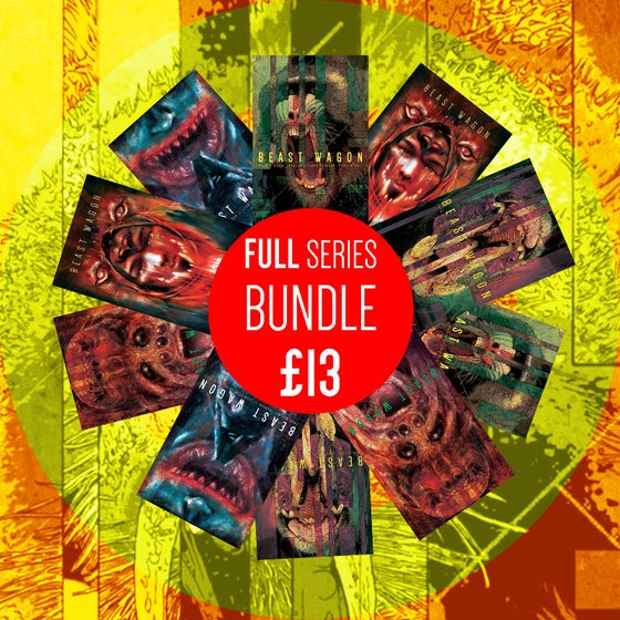 Image of BEAST WAGON FULL SERIES BUNDLE