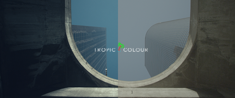 Image of Tropic Colour - Urban LUT Pack