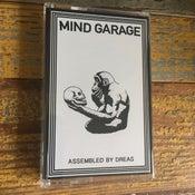 Image of Dreas - Mind Garage (Cassette)