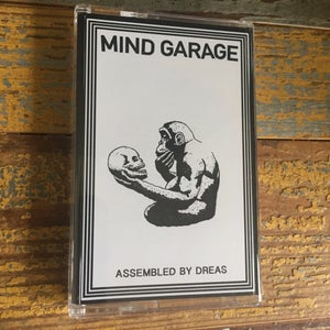 Image of Dreas - Mind Garage (Cassette)