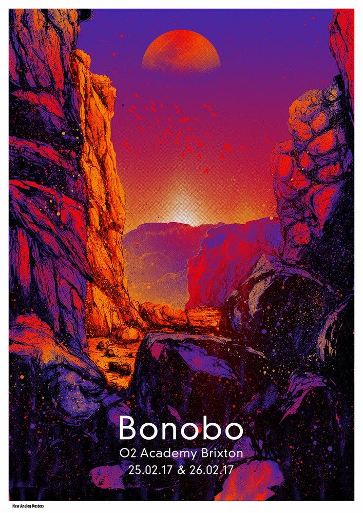Image of Bonobo - Brixton Academy 2017