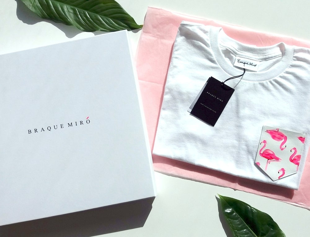 Image of *NEW* Pink Flamingo's