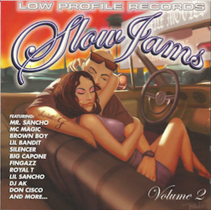 Image of Lowprofile Records Slow Jams Vol. 2 classic cd