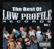 Image of The Best of Low Profile Records  vol 1 all CLASSIC