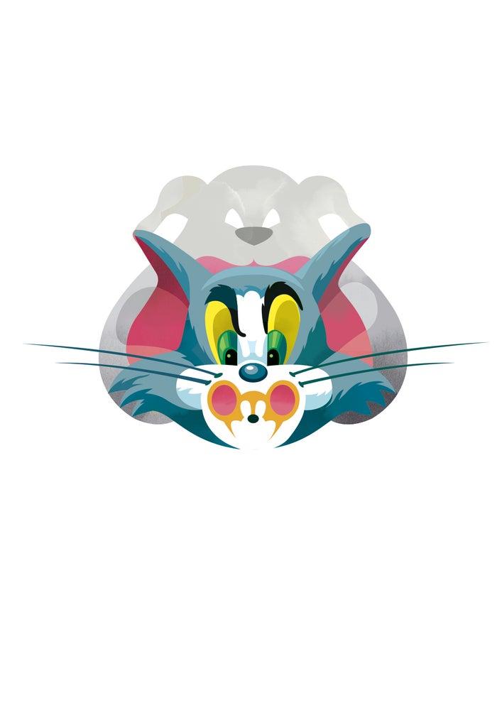Image of Spike/Tom/Jerry