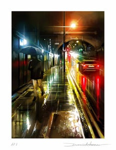 Image of 'Camden Dash' - New limited edition signed print