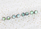 Greenery 8mm Stud Collection