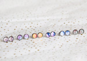 Image of Mystical 8mm Studs Collections