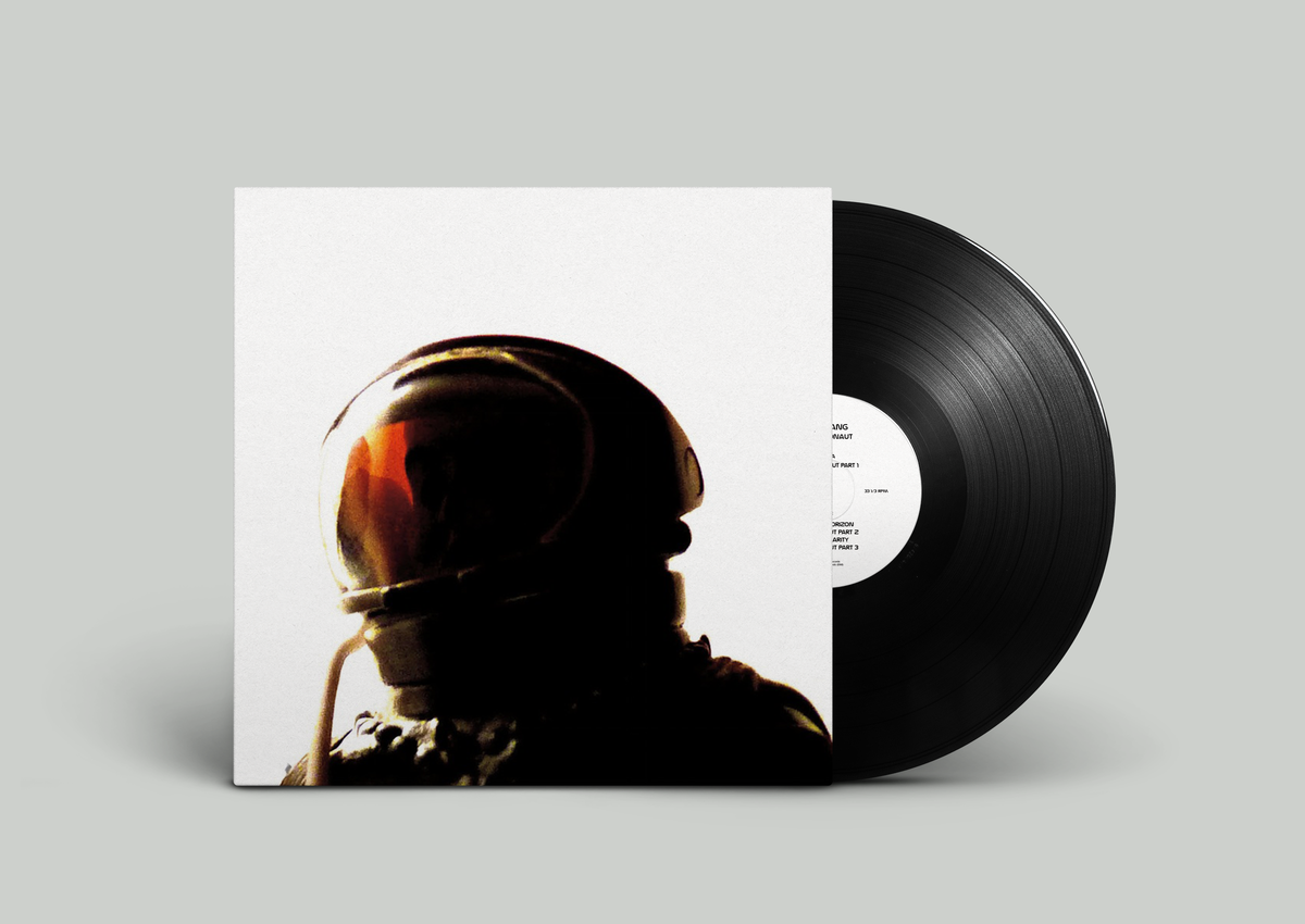 Image of THE ASTRONAUT - VINYL LP