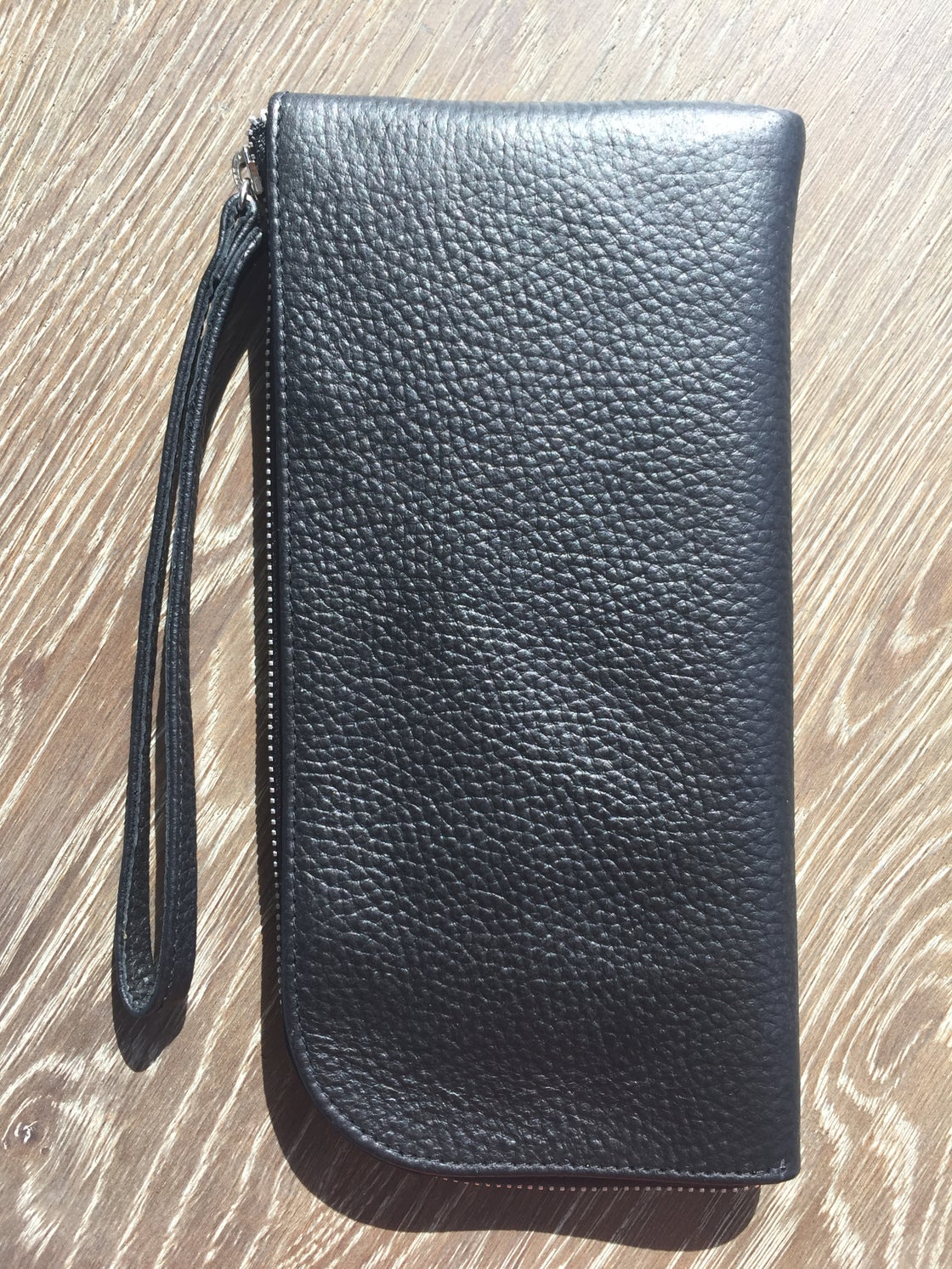 Image of STARR WALLET - BLACK