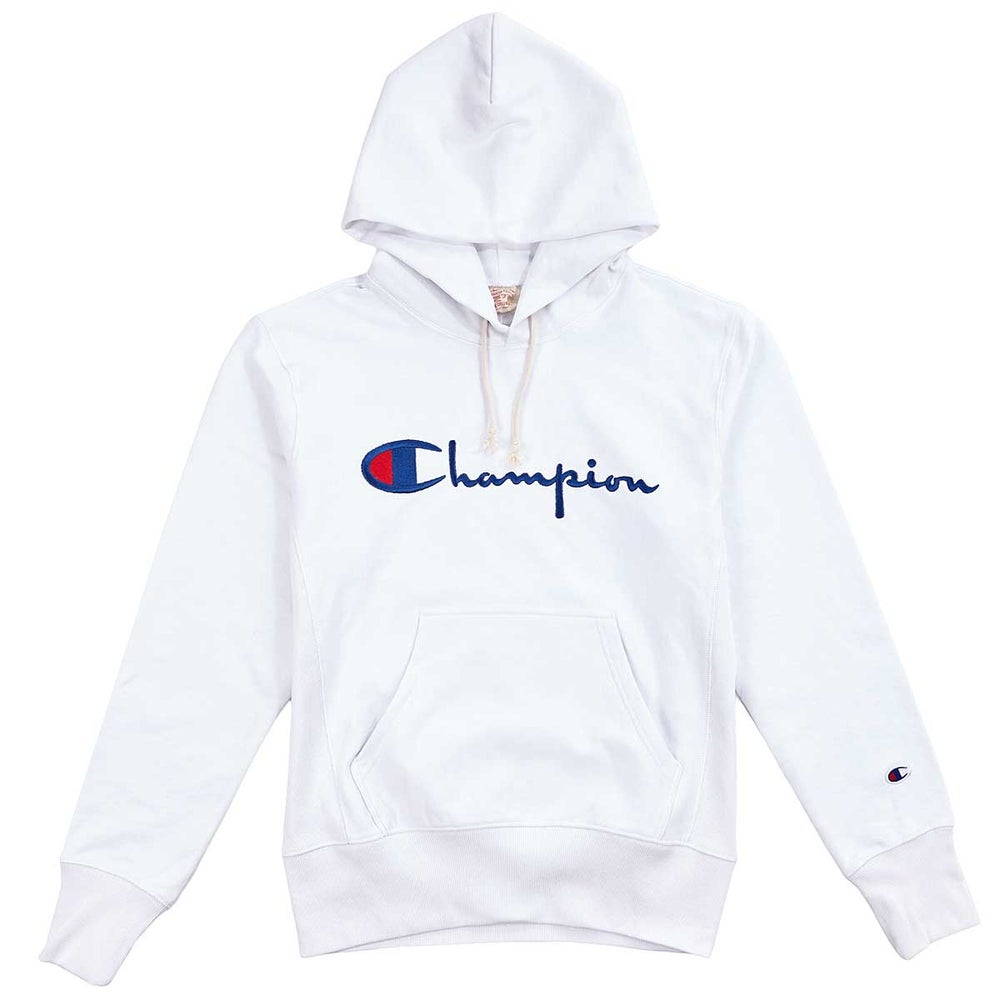 Image of Champion Reverse White Hoodie