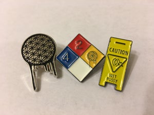 Image of Triple Power Pin Set