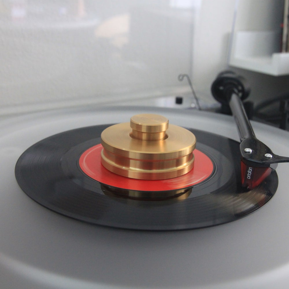 Image of RAW-1 Record Adapter Weight (Limited Edition)