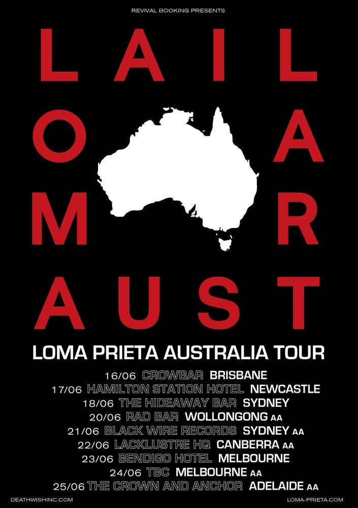 Image of Loma Prieta @ Crowbar, Brisbane