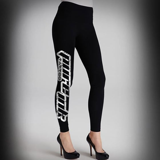 Image of Black Leggings