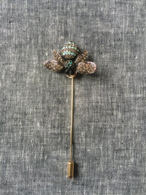 Image of Spring Fly Lapel Pin