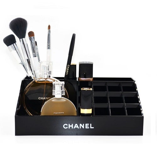 Image of SOLD OUT Chanel Beauty VIP Gift - Makeup Cosmetic Storage Box Organiser