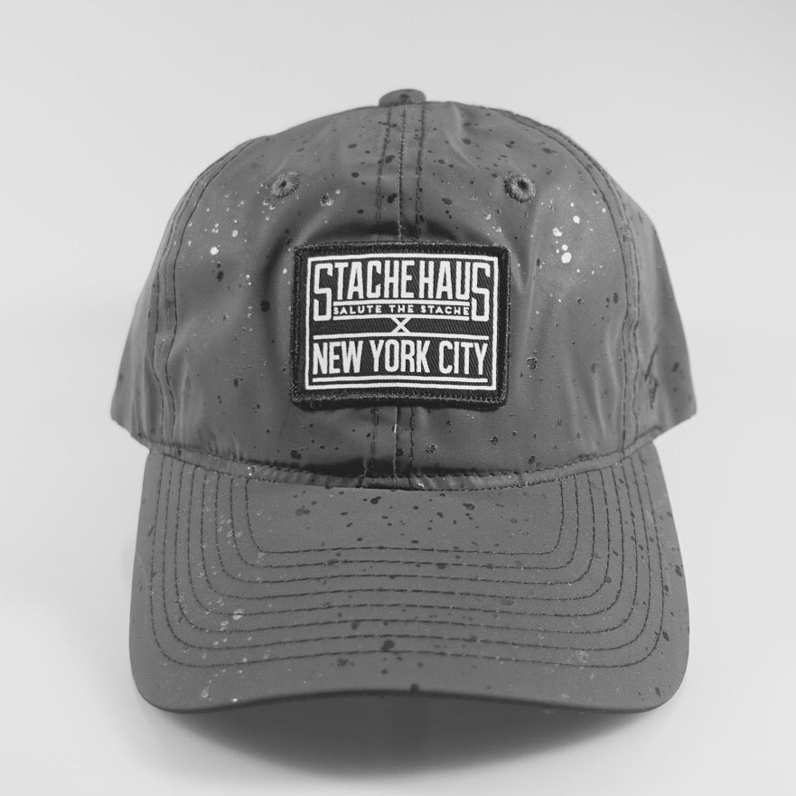 Image of Reflective SH x NYC Speckle Print Dad Hat